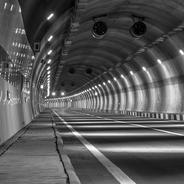 Tunnelbeleuchtung